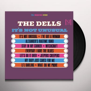 Dells IT'S NOT UNUSUAL Vinyl Record - UK Import