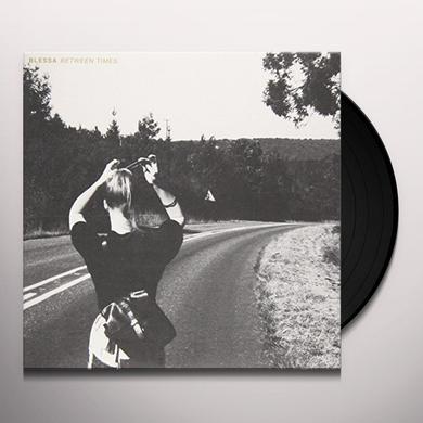 Blessa BETWEEN TIMES Vinyl Record - UK Import