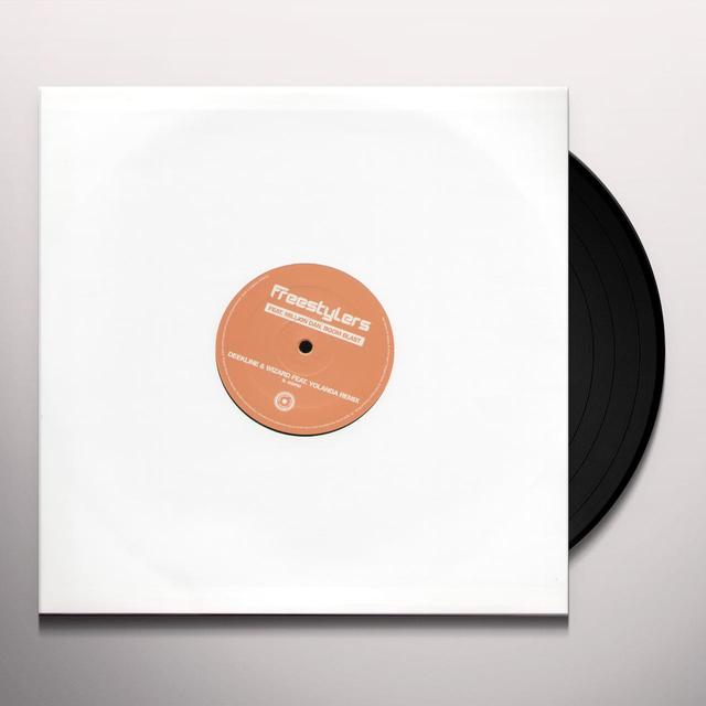 Freestylers BOOM BLAST PT. 1 Vinyl Record - UK Import