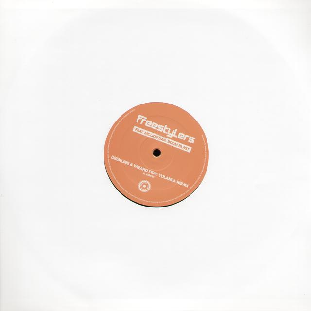 Freestylers BOOM BLAST PT. 1 Vinyl Record