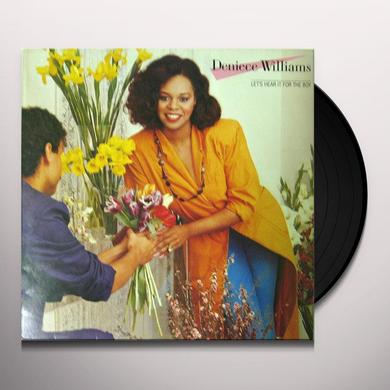 Shalamar/D. Williams LETS HEAR IT FOR THE/DANCING IN THE SHEETS Vinyl Record