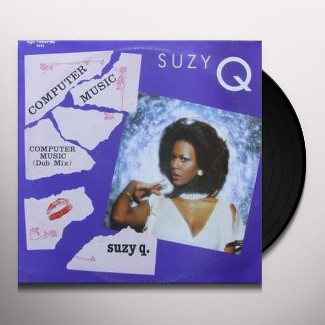 Suzy Q COMPUTER MUSIC Vinyl Record
