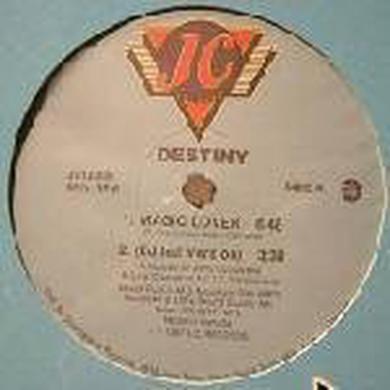 Bent Boys/Destiny WALK THE NIGHT/MAGIC LOVER Vinyl Record