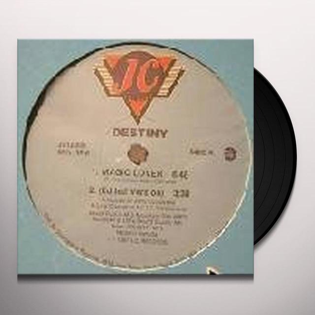 Bent Boys/Destiny WALK THE NIGHT/MAGIC LOVER Vinyl Record - Canada Import
