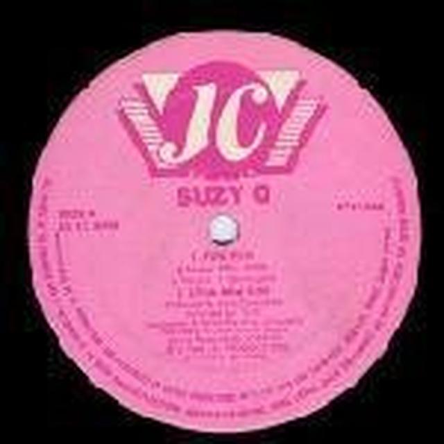 Suzy Q FUN FUN/COME ON & DANCE WITH ME Vinyl Record - Canada Import