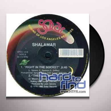 Shalamar TAKE THAT TO THE BAN/RIGHT IN THE SOCKET Vinyl Record