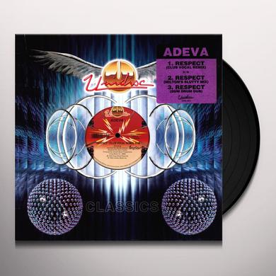 Adeva RESPECT Vinyl Record - Canada Import