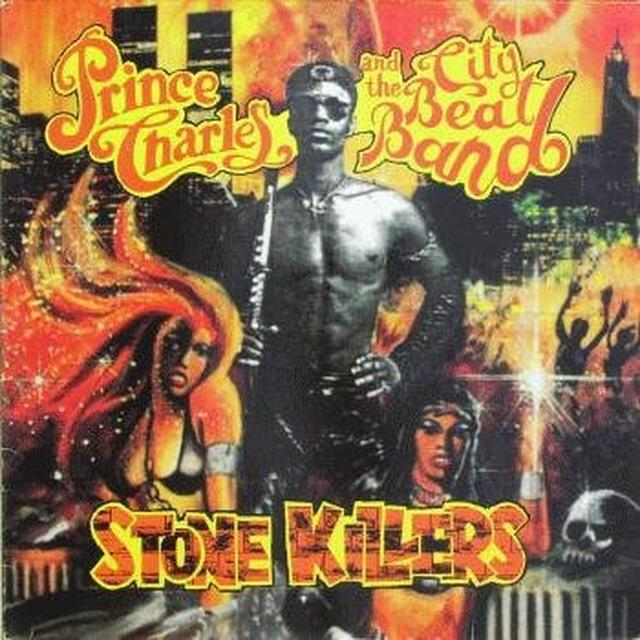 Prince Charles STONE COLD KILLERS/COLD AS ICE Vinyl Record - Canada Import