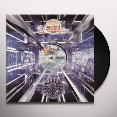 Jimmy Castor E MAN BOOGIE '83/ITS JUST BEGU Vinyl Record - Canada Import