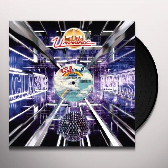 Joe Bataan RAP-O CLAP-O/IN THE BOTTLE/MESTIZO Vinyl Record