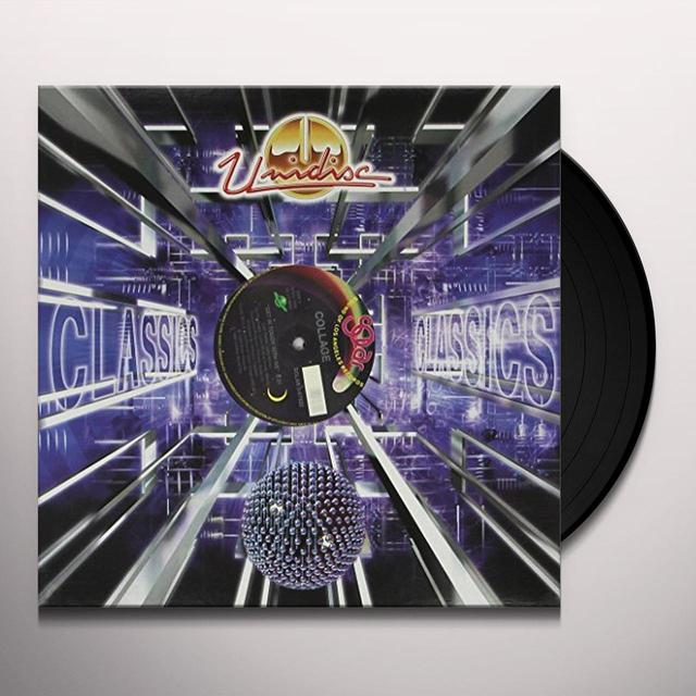 Collage GET IN TOUCH WITH ME Vinyl Record - Canada Import