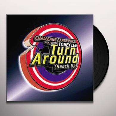 Challenge Experience TURN AROUND (REACH UP) Vinyl Record
