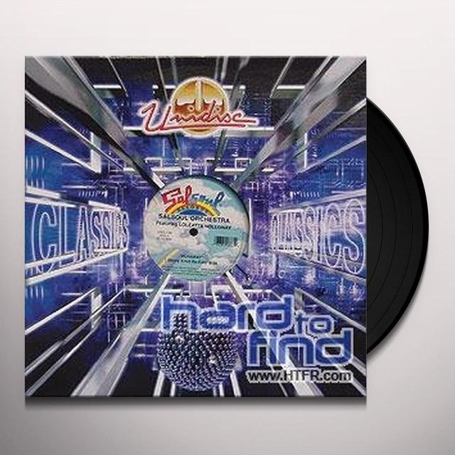 Salsoul Orchestra RUNAWAY/SALSOUL RAINBOW Vinyl Record - Canada Import