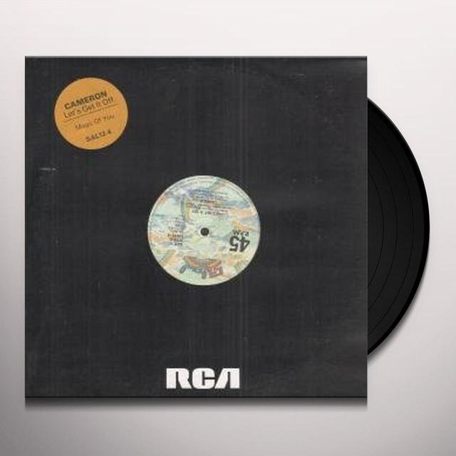 Rafael Cameron LETS GET IT OFF/DESIRES Vinyl Record