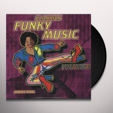 Vol. 3-Funky Music / Various (Can) VOL. 3-FUNKY MUSIC / VARIOUS Vinyl Record