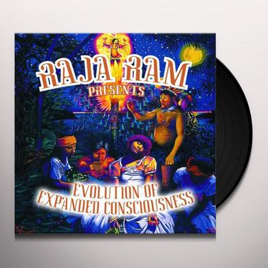 RAJA RAM PRESENTS THE EVOLUTION OF EXPANDED CONSCI Vinyl Record