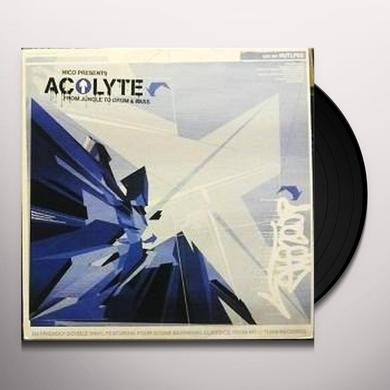 Nico Presents ACOLYTE FROM JUNGLE TO DRUM Vinyl Record - UK Import