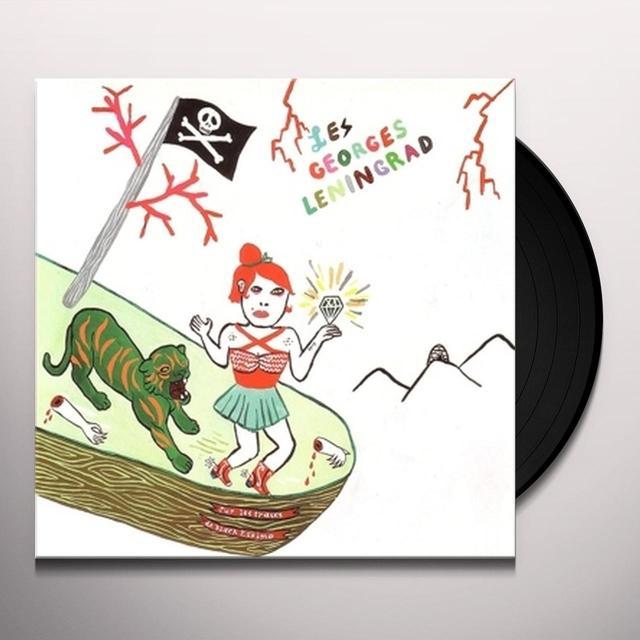Les Georges Leningrad SUR LES TRACES DE BLACK ESKIMO Vinyl Record - UK Release