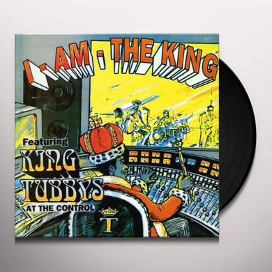 King Tubby I AM THE KING Vinyl Record - UK Import