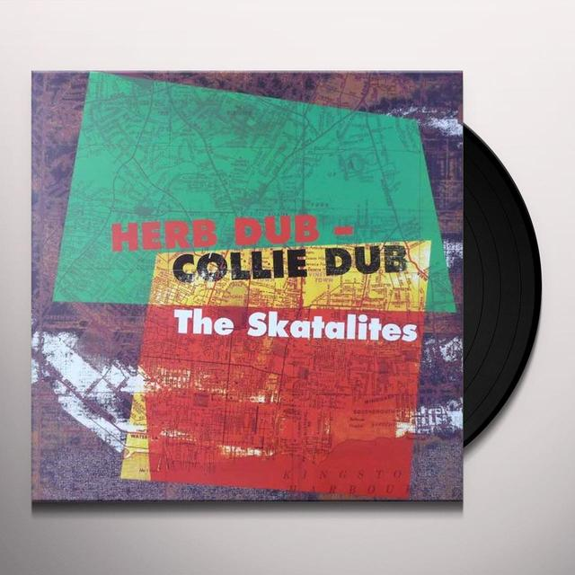 The Skatalites HERB DUB-COLLIE DUB Vinyl Record