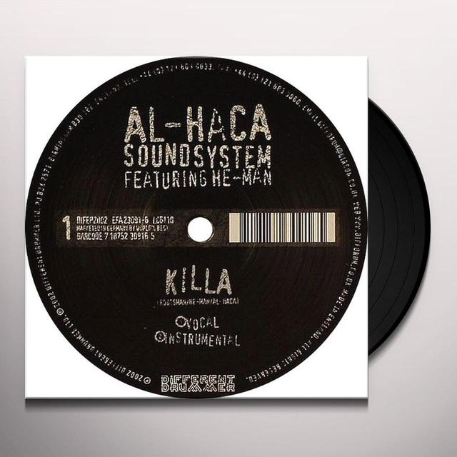 Al Haca Soundsystem KILLA Vinyl Record - UK Release