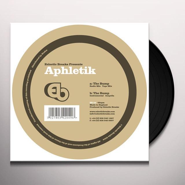 Aphletik BUMP Vinyl Record - UK Import