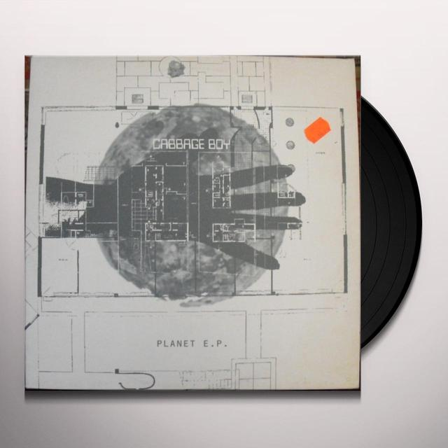 Cabbageboy PLANET EP Vinyl Record - UK Release