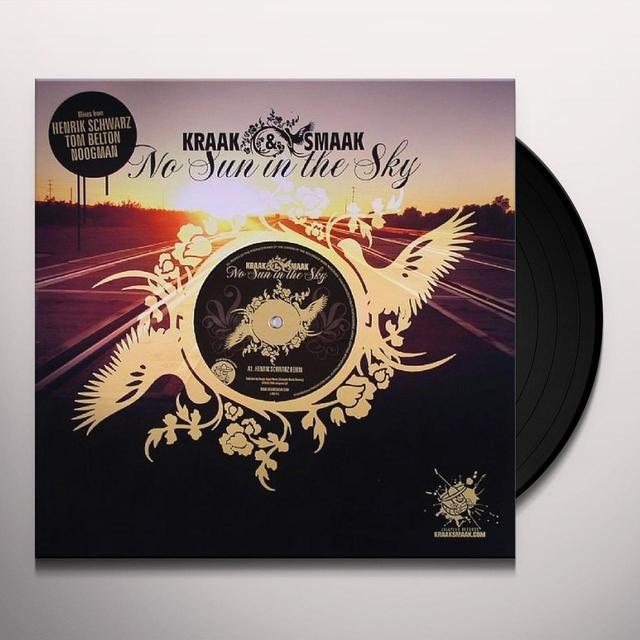 Kraak & Smaak NO SUN IN THE SKY Vinyl Record - UK Release