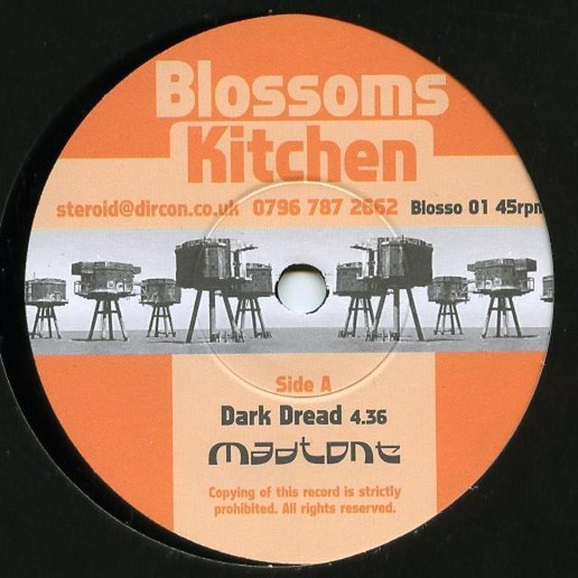 Madtone DARK DREAD/EMERALD Vinyl Record - UK Release