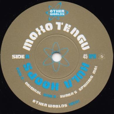 Moxo Tengu HULA HOOPS Vinyl Record - UK Release