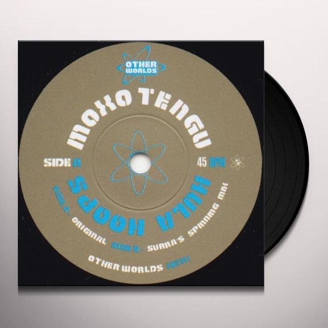 Moxo Tengu HULA HOOPS Vinyl Record - UK Import