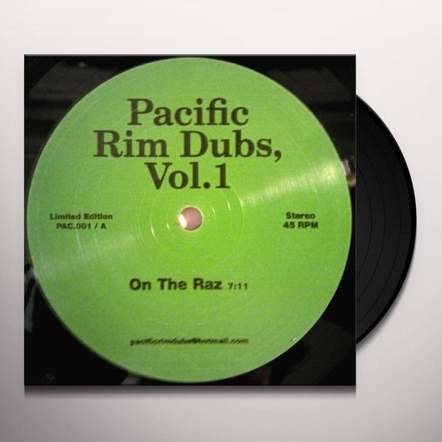 Pacific Rim Dubs VOL. 1 Vinyl Record - UK Import