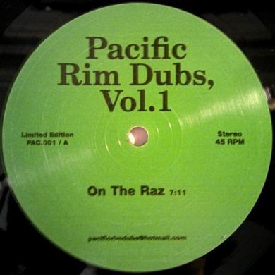 Pacific Rim Dubs VOL. 1 Vinyl Record - UK Release