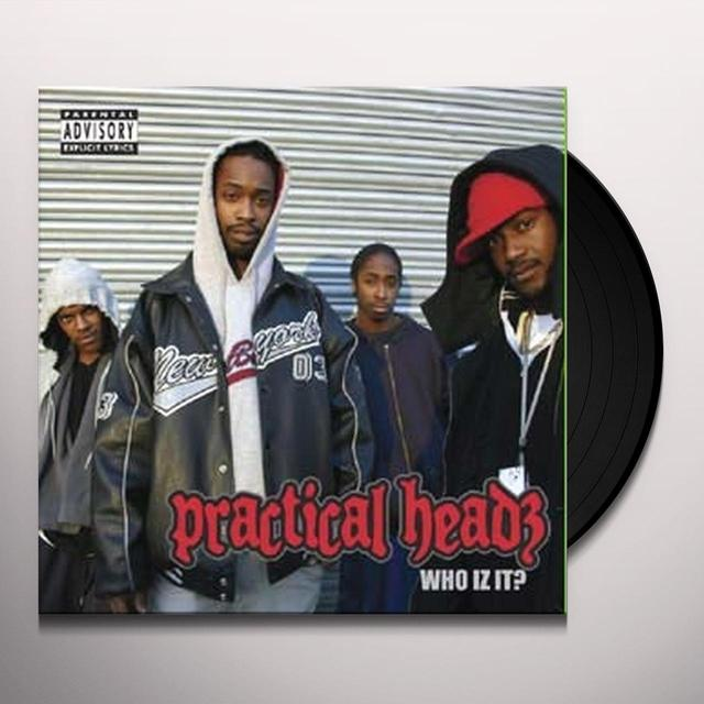Practical Headz WHO IZ IT? Vinyl Record - UK Release