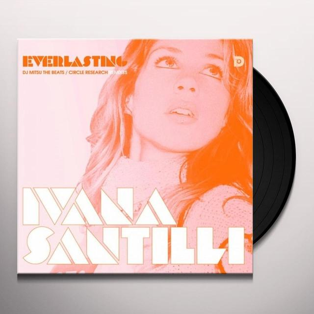 Ivana Santilli EVERLASTING Vinyl Record - UK Import