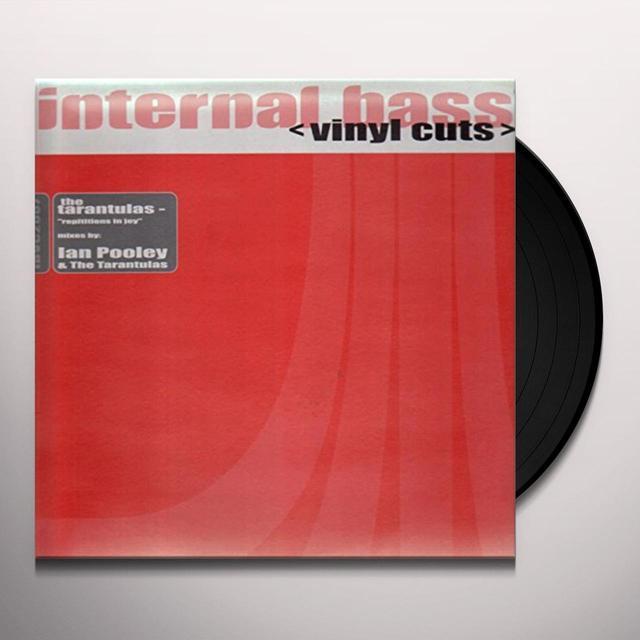 Tarantulas REPETITIONS IN JOY Vinyl Record - UK Import