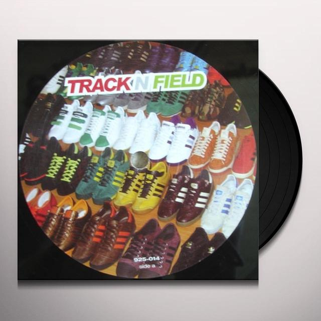 Track 'N Field LES SPORTIFS EP Vinyl Record - UK Import