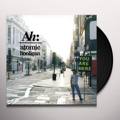 Atomic Hooligan YOU ARE HERE Vinyl Record