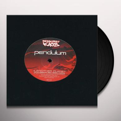 Pendulum ANOTHER PLANET/VOYAGER Vinyl Record - UK Import