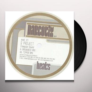 Q Project CHAMPION SOUND Vinyl Record