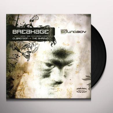 Breakage CLARENDON/SHROUD Vinyl Record - UK Import