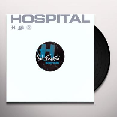 Danny Byrd SOUL FUNCTION Vinyl Record - UK Import