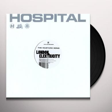London Elektricity STRANGEST SECRET IN THE WORLD/THE MUSTARD S Vinyl Record - UK Import