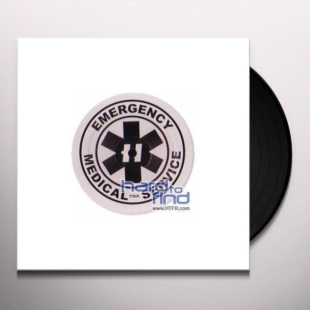 Syncopix GENERAL HOSPITAL/HAPPY HAPPY JOY JOY Vinyl Record - UK Release