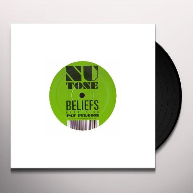 Nu Tone BELIEFS Vinyl Record - UK Import