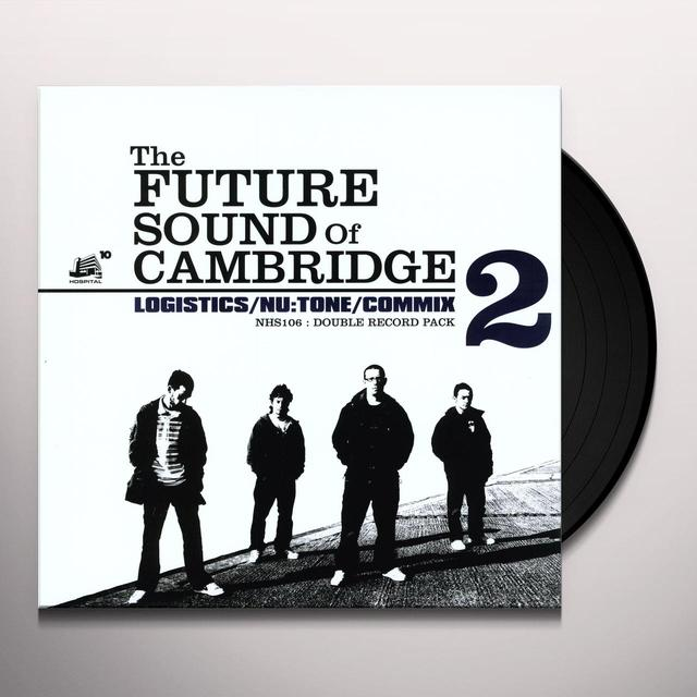 Vol. 2-Future Sound Of Cambridge / Various (Uk) VOL. 2-FUTURE SOUND OF CAMBRIDGE / VARIOUS Vinyl Record - UK Import