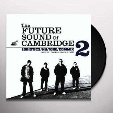 Vol. 2-Future Sound Of Cambridge / Various (Uk) VOL. 2-FUTURE SOUND OF CAMBRIDGE / VARIOUS Vinyl Record