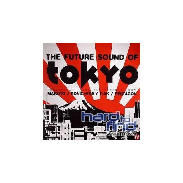 Future Sound Of Toyko / Various (Uk) FUTURE SOUND OF TOYKO / VARIOUS Vinyl Record - UK Import