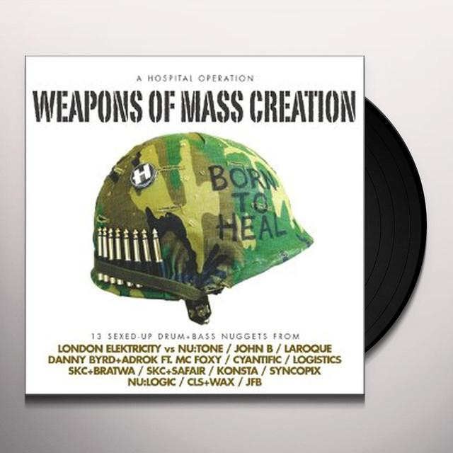 Weapons Of Mass Creation / Various (Uk) WEAPONS OF MASS CREATION / VARIOUS Vinyl Record - UK Release
