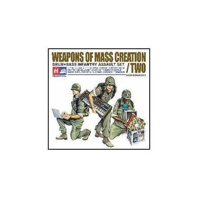 Vol. 2-Womc / Various (Uk) VOL. 2-WOMC / VARIOUS Vinyl Record - UK Release